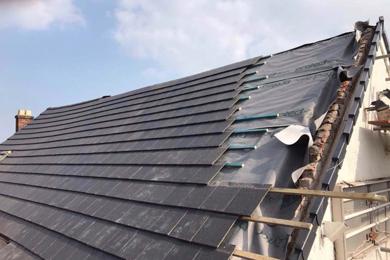 Cwl Roofers In Preston Domestic And Commercial Roofing Contractors